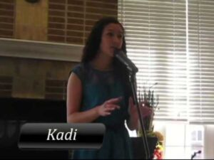 Student Recitals - Singing Lessons by Cindy